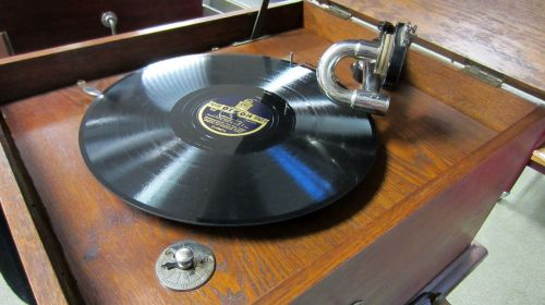 music vintage analog