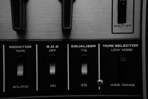 music audio equipment