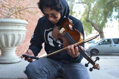 music violin skill