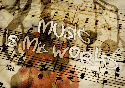 music guitar violin