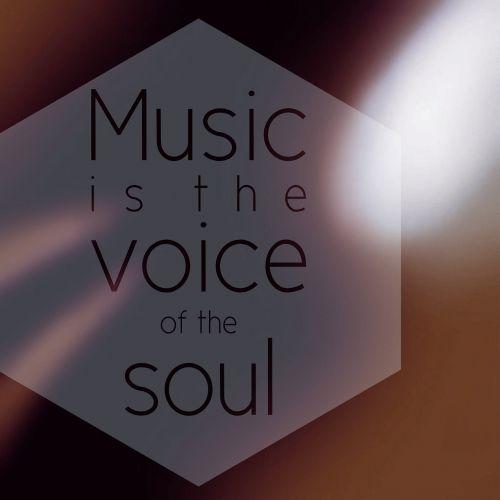 music voice soul