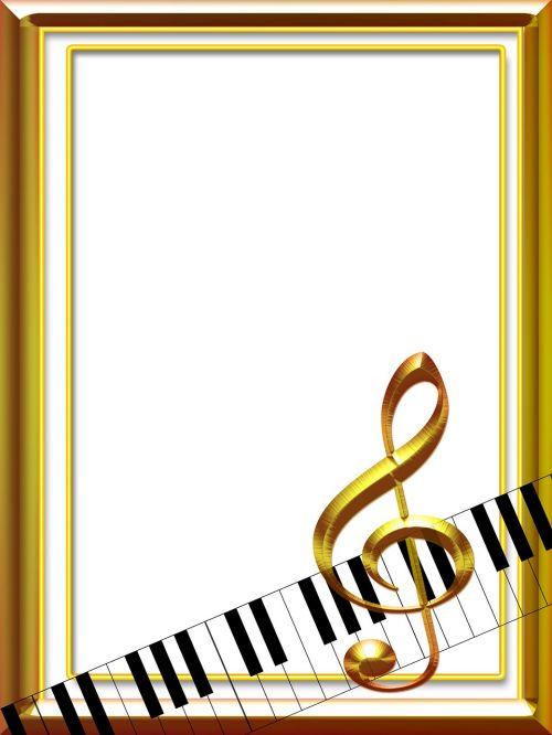 music acoustics clef