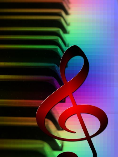 music acoustics piano
