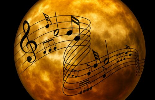 music melody clef