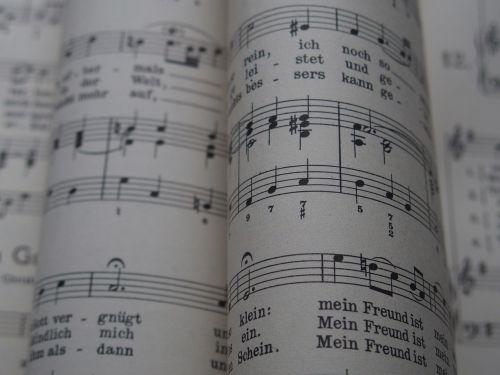 music piano vocal