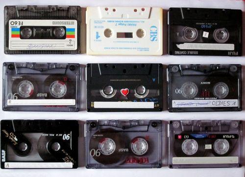 music cassette cassette mc