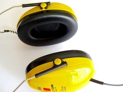 music listeners headphones music