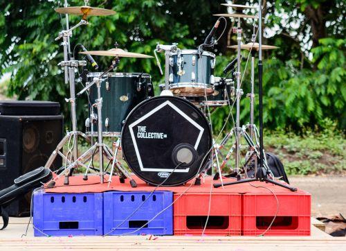 musical drums sound