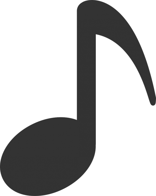 musical note eighth