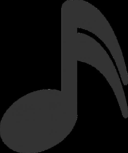 musical sixteenth note