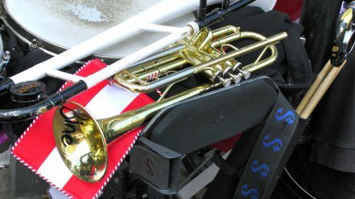 Musical Instruments Trumpet