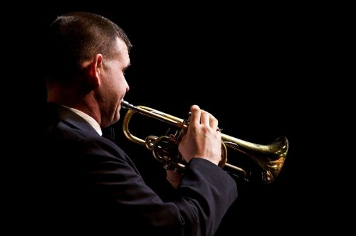 musician performance trumpet