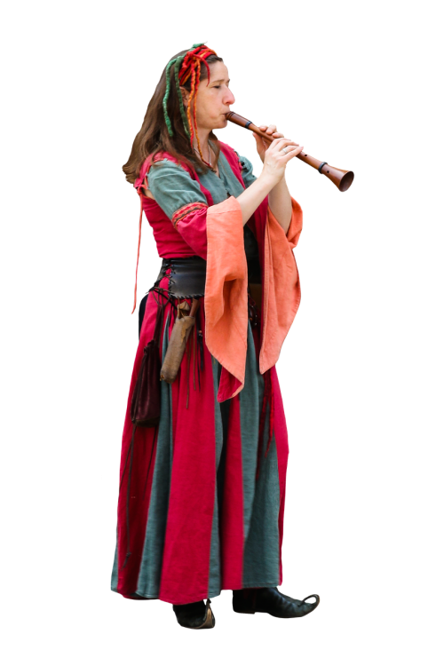 musician middle ages jester
