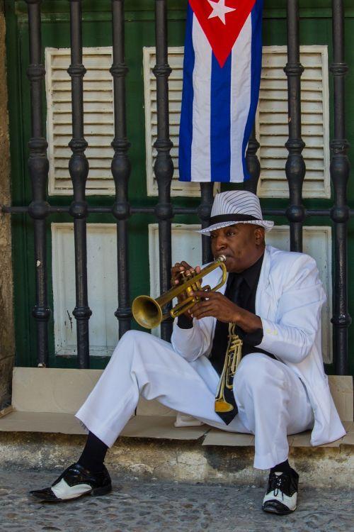 musician trumpet music