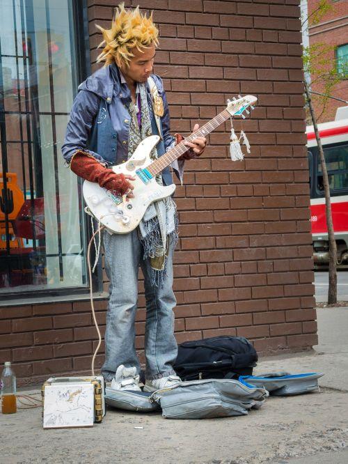 musician guitar player guitar