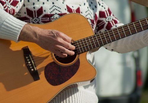 musician guitar guitarist