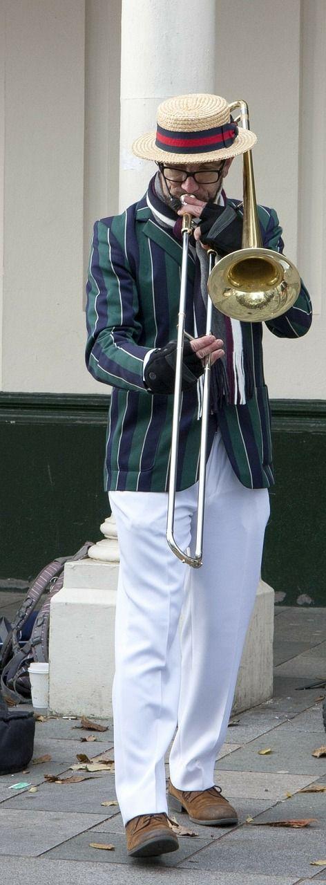 musician street street musician