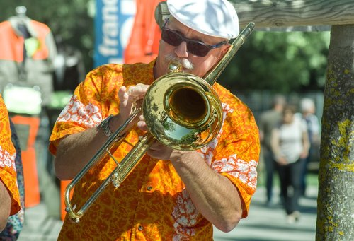 musician  instrument  trombone
