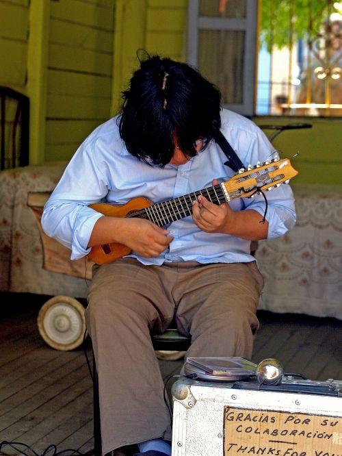 musician guitar folk