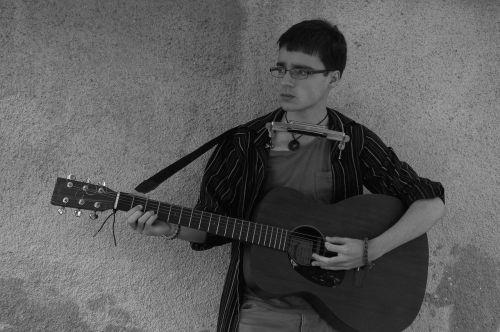 musician boy young