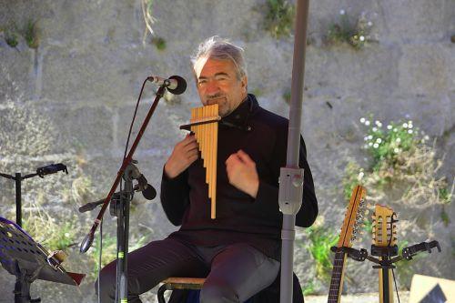 musician artist pan flute