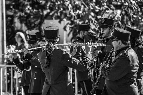 musicians  filarmonica  band
