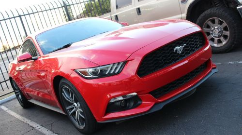mustang vehicle ford