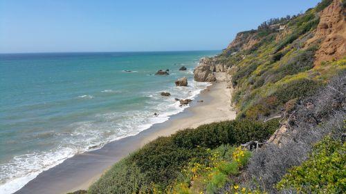 Mustang Beach California