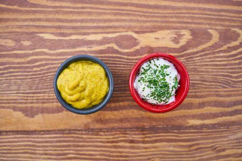 mustard mayonnaise sauce
