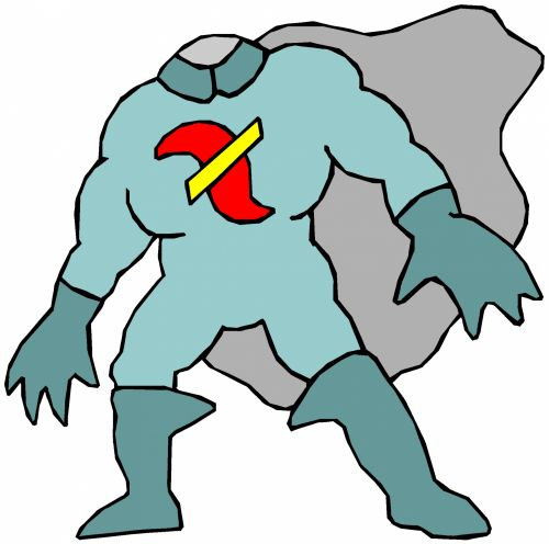 Mutant Warrior 46
