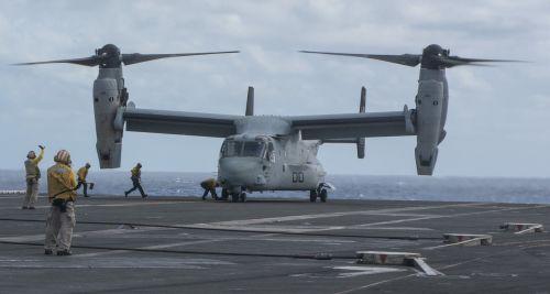 mv-22b osprey usn united states navy