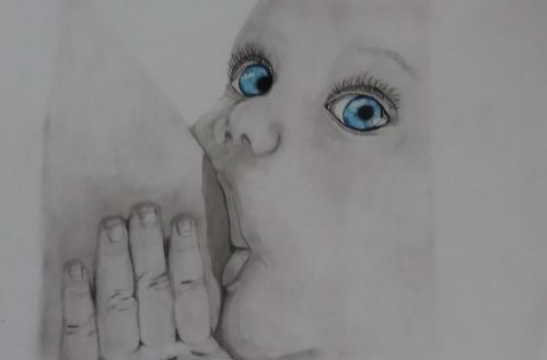 My Art Of Breast Feeding Baby