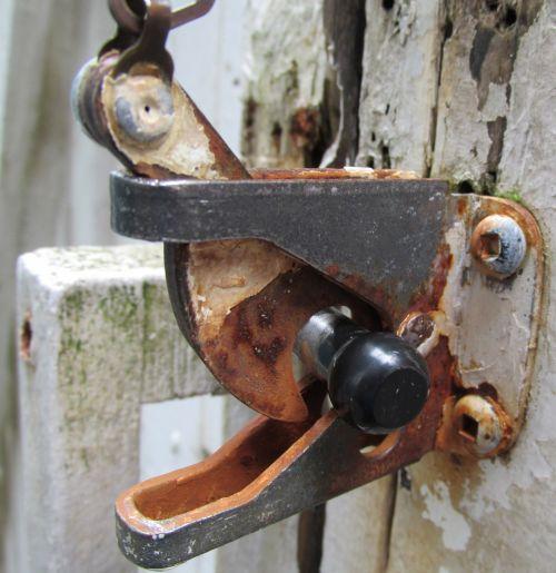 My Backyard Gate Lock