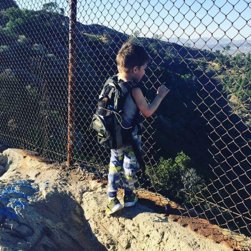 child boy climber