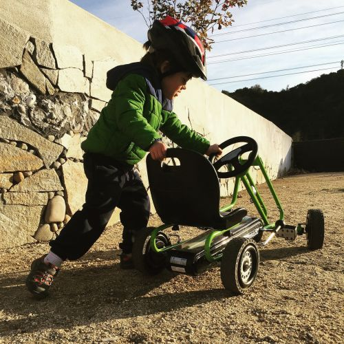 quadricycle child karting