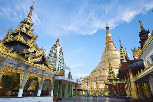myanmar asia travel