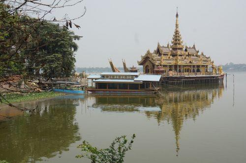 myanmar mandalay travel