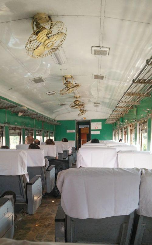 myanmar train first