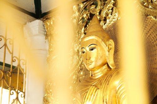 myanmar  yangon  pagoda