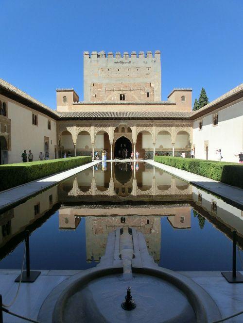 myrtle court nasridenpalast alhambra