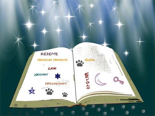 mysterious book  magic  book