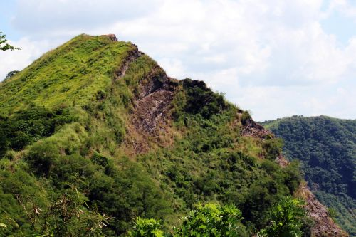 kalnas, žalias kalnas, paslaptingas & nbsp, kalnas, debesys, gamta, miškas, medžiai, lapai, žalias, aukštas & nbsp, kalnas, didelis & nbsp, kalnas, paslaptingas kalnas