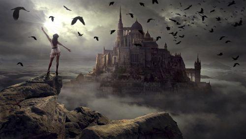 mystery fantasy mood