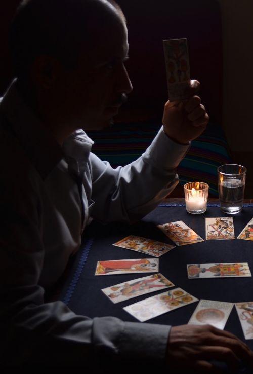 mystic letters tarot