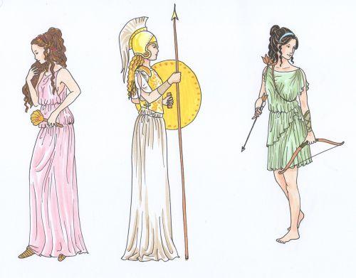 mythology gods goddess