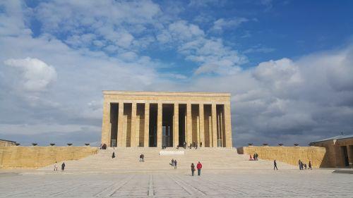 n mausoleum ankara atatürk
