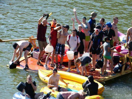 nabada raft water removal