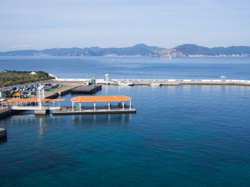 nagasaki sea port