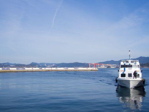 nagasaki sea ferry