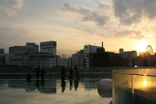 nagoya japan architecture